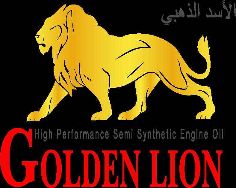 Golden Lion Logo
