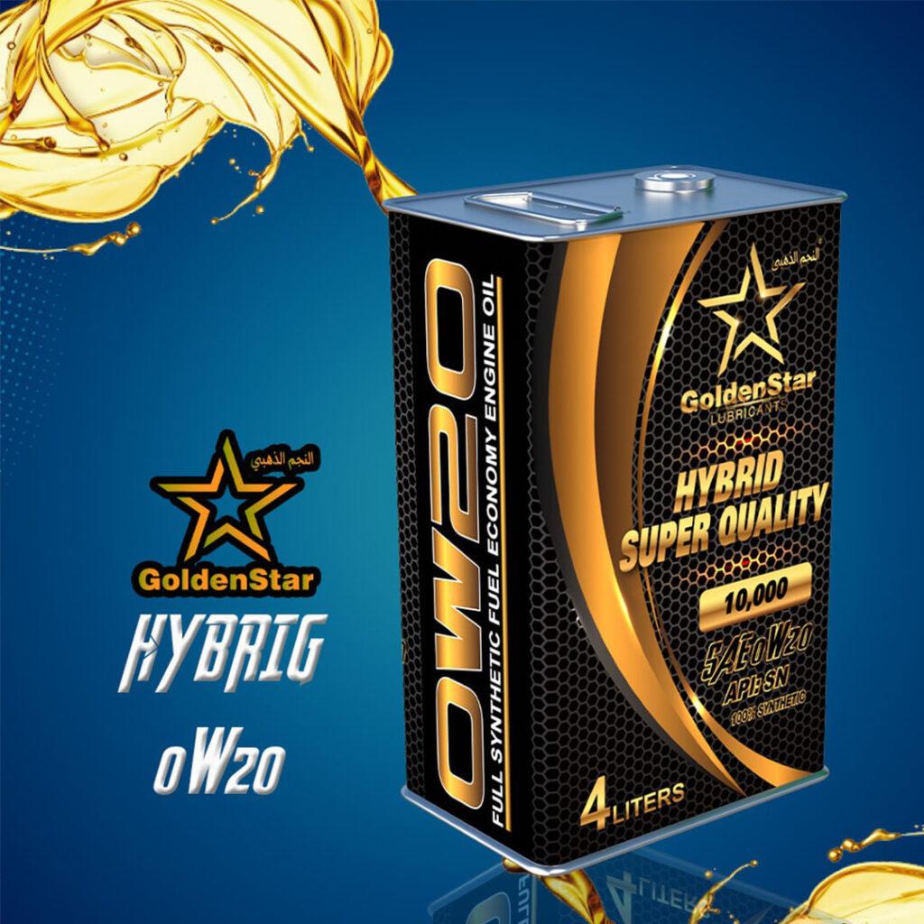 Golden Star 0W20