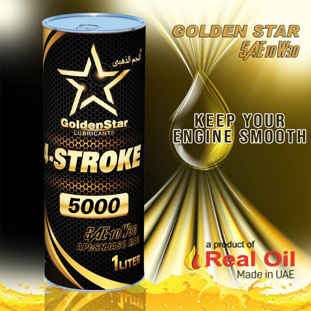 Golden Star 10W30